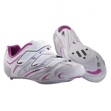 Chaussures Route NORTHWAVE STARLIGHT 3S Femme Blanc/Violet/Argent
