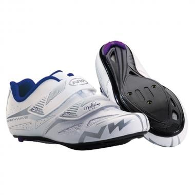 NORTHWAVE ECLIPSE EVO Women's Shoes White/Grey