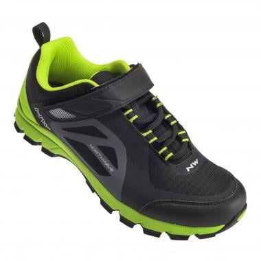 Zapatillas MTB NORTHWAVE ESCAPE EVO Negro/Verde