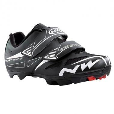 Sapatos de BTT NORTHWAVE SPIKE EVO Criança Preto