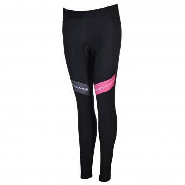 Pantaloni Lunghi NORTHWAVE LOGO MID SEASON Donna Nero/Fucsia