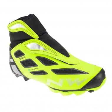 Zapatillas MTB NORTHWAVE CELSIUS ARTIC 2 GTX Amarillo fluorescente/Negro