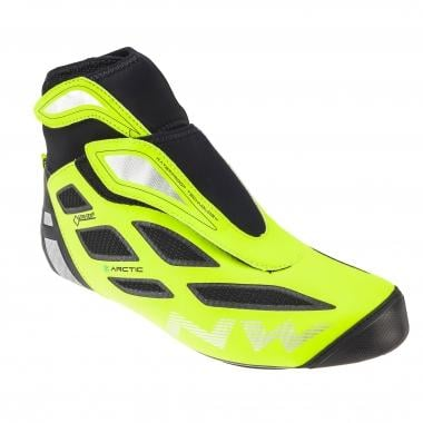 Sapatos de Estrada NORTHWAVE FAHREINHEIT ARTIC 2 GTX Amarelo Fluorescente/Preto