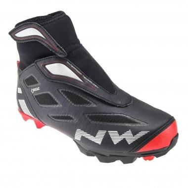 Chaussures VTT NORTHWAVE CELSIUS 2 GTX Noir/Rouge