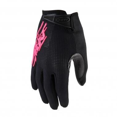 Guantes NORTHWAVE MTB AIR Mujer Negro/Fucsia