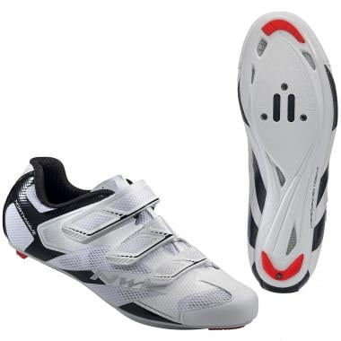 Chaussures Route NORTHWAVE SONIC 2 Blanc/Noir