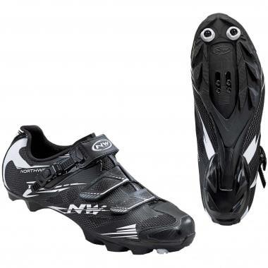 NORTHWAVE SCORPIUS 2 SRS MTB Shoes Black/White 2016