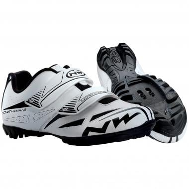 NORTHWAVE JET 364 EVO Touring Shoes White 2016