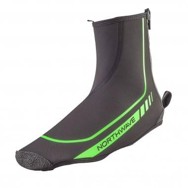 Copriscarpe NORTHWAVE SONIC HIGH Nero/Verde Fluo 2016