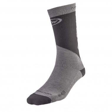Calcetines NORTHWAVE EXTREME PRO HIGH Invierno Gris/Negro