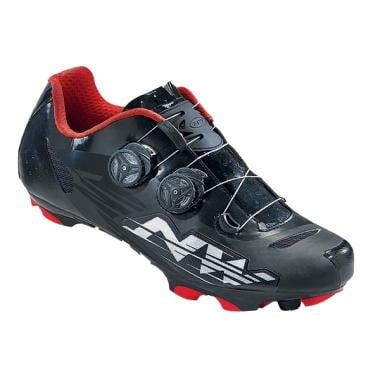 Zapatillas MTB NORTHWAVE BLAZE PLUS Negro/Rojo 2017