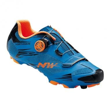 Zapatillas MTB NORTHWAVE SCORPIUS 2 PLUS Azul 2017