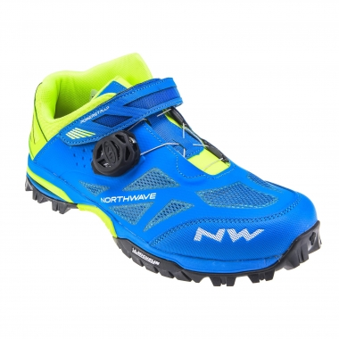 Zapatillas MTB NORTHWAVE ENDURO MID Azul 2017