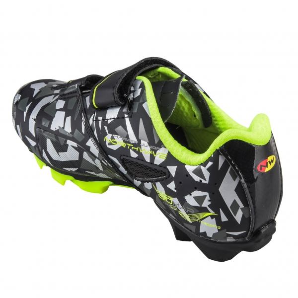 Junior Probikeshop Vtt Hammer Enfant Chaussures Camo Northwave xdoWCBer