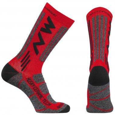 Chaussettes NORTHWAVE HUSKY CERAMIC TECH 2 Rouge