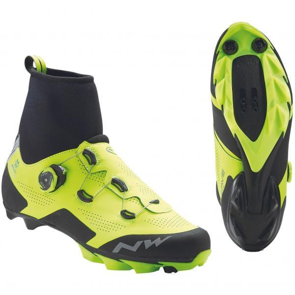 Sapatos BTT de BTT Sapatos NORTHWAVE RAPTOR ARCTIC GTX Amarelo Fluorescente f0f3cc