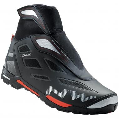 Sapatos de BTT NORTHWAVE X-CROSS GTX Preto