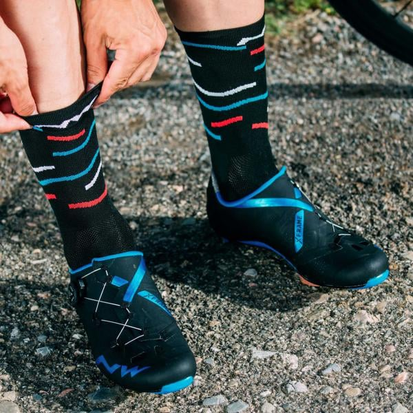 Probikeshop Northwave Route Gt 2019 Extreme Chaussures Noirbleu N0Ovnm8w
