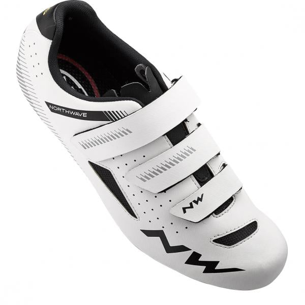 Route 2019 Northwave Chaussures Probikeshop Core Blanc DHIYWE29