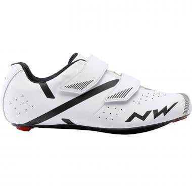 Chaussures Route NORTHWAVE JET 2 Blanc 2019
