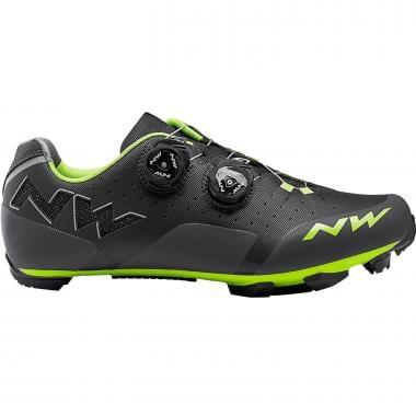 Chaussures VTT NORTHWAVE REBEL Noir/Vert