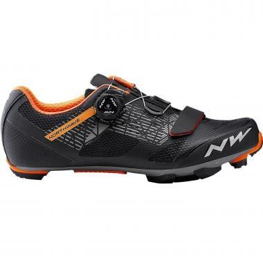 Chaussures VTT NORTHWAVE RAZER Noir/Orange