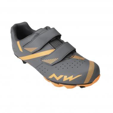 Chaussures VTT NORTHWAVE SPIKE 2 Gris/Orange