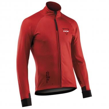 Veste NORTHWAVE BLADE 3 TOTAL PROTECTION Rouge 2019
