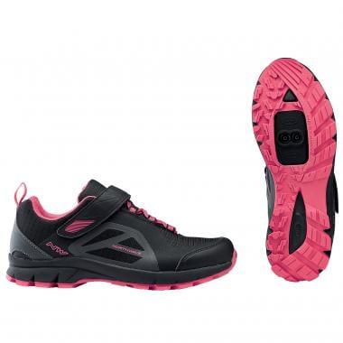 Chaussures VTT NORTHWAVE ESCAPE EVO Noir/Rose 2020