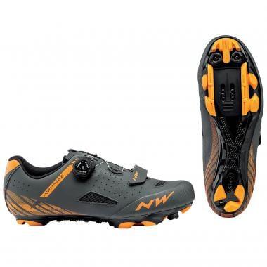 Chaussures VTT NORTHWAVE ORIGIN PLUS Gris/Orange
