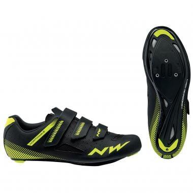 Chaussures Route NORTHWAVE CORE Noir/Jaune