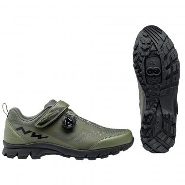 Chaussures VTT NORTHWAVE CORSAIR Vert 2020