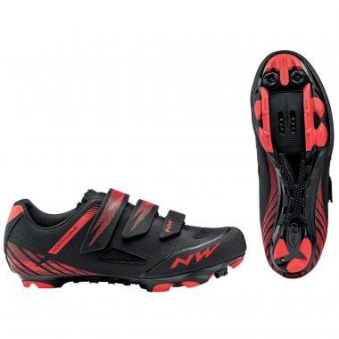 Chaussures VTT NORTHWAVE ORIGIN Noir/Rouge 2020