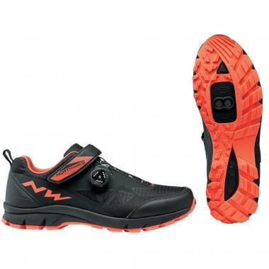 Chaussures VTT NORTHWAVE CORSAIR Noir/Rouge 2020