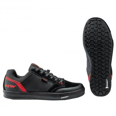 Chaussures VTT NORTHWAVE TRIBE Noir/Rouge 2020