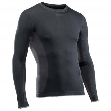 Sous-Vêtement Technique NORTHWAVE SURFACE Manches Longues Noir
