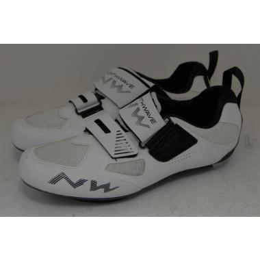 CDA - Chaussures Triathlon NORTHWAVE TRIBUTE 2 Blanc - Taille 37