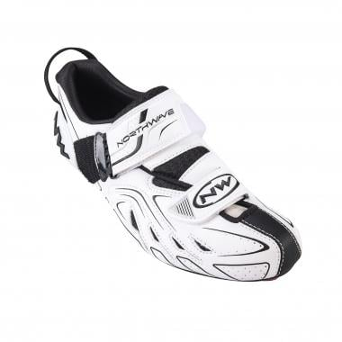Chaussures Triathlon NORTHWAVE TRIBUTE Blanc