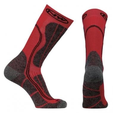 Calcetines NORTHWAVE HUSKY CERAMIC TECH Rojo/Negro