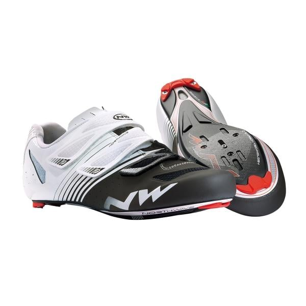 3S Probikeshop BlancNoir Chaussures TORPEDO NORTHWAVE YwH6B6