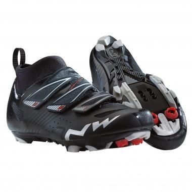 Sapatos Ciclocrosse NORTHWAVE HAMMER CX Preto