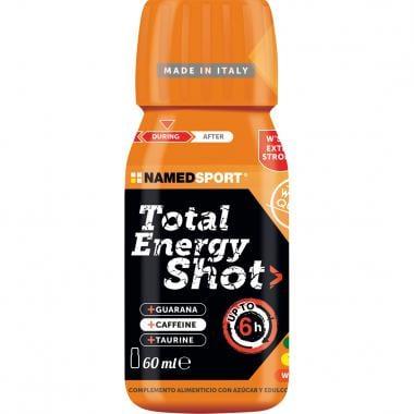 Boisson Énergétique NAMEDSPORT TOTAL ENERGY SHOT (60 ml)