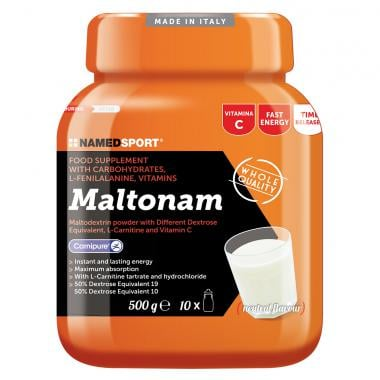 Poudre de Complément Alimentaire NAMEDSPORT MALTONAM (500 g)