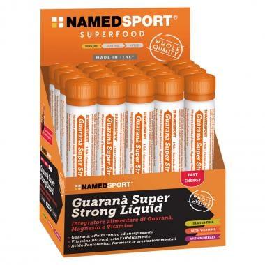 Tube de Complément Alimentaire NAMEDSPORT GUARANA' SUPER STRONG LIQUID (25 ml)