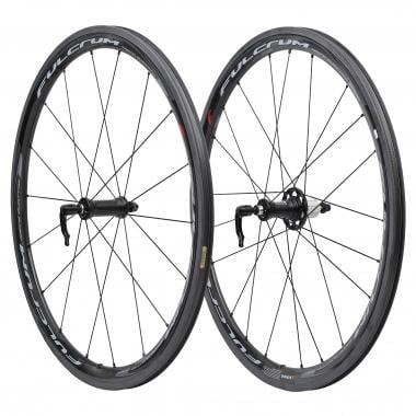 Paire de Roues FULCRUM RACING QUATTRO CARBON C17 à Pneus