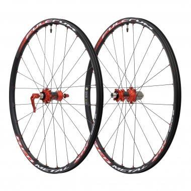 "Par de ruedas FULCRUM RED METAL XRP 27,5"" Eje delantero 9/15 mm - Trasero 12x135/142 mm"