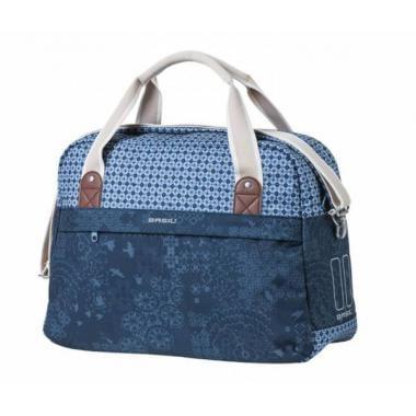 Sacoche de Porte-Bagages BASIL BOHEME CARRY-ALL BAG 18L Bleu