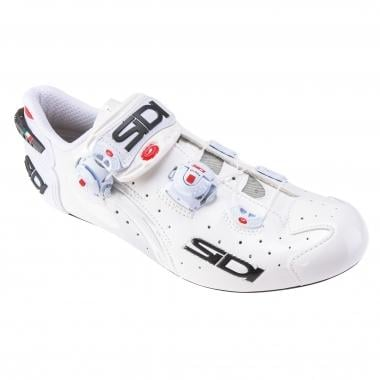 Chaussures Route SIDI WIRE CARBON Speed Play Blanc