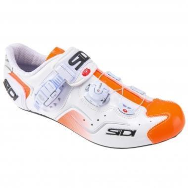 Chaussures Route SIDI KAOS Blanc/Orange