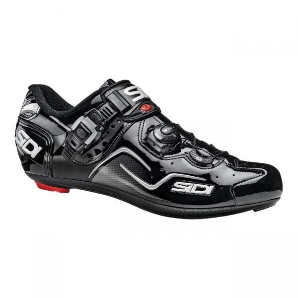 25d3819b63 Chaussures Route SIDI KAOS Noir Verni 2015 - Probikeshop